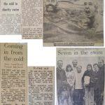 Long Swim report 1974