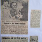 Portishead Long swim 1978