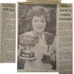 Portishead Long swim 1983