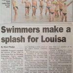Long Swim report 2002